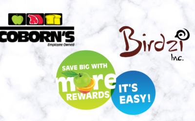 Coborn's Partners with Birdzi to Enhance Loyalty Program, Increasing Retention and Spend